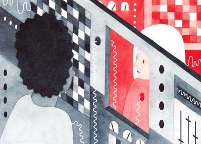 Illustrated by Eleni Kalorkoti